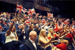The UK crowd