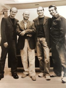 Toni Mascolo and his brothers