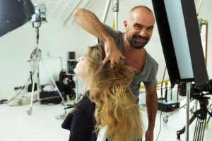 Andrew Barton creative director at Headmasters