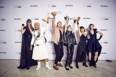 Gold global winners