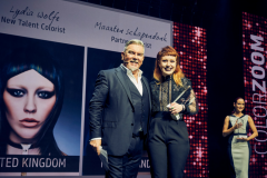 Lydia Wolfe wins Stylists Favourite, New Talent, Color Zoom 2017