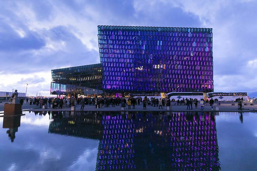 Harpa Conference Hall