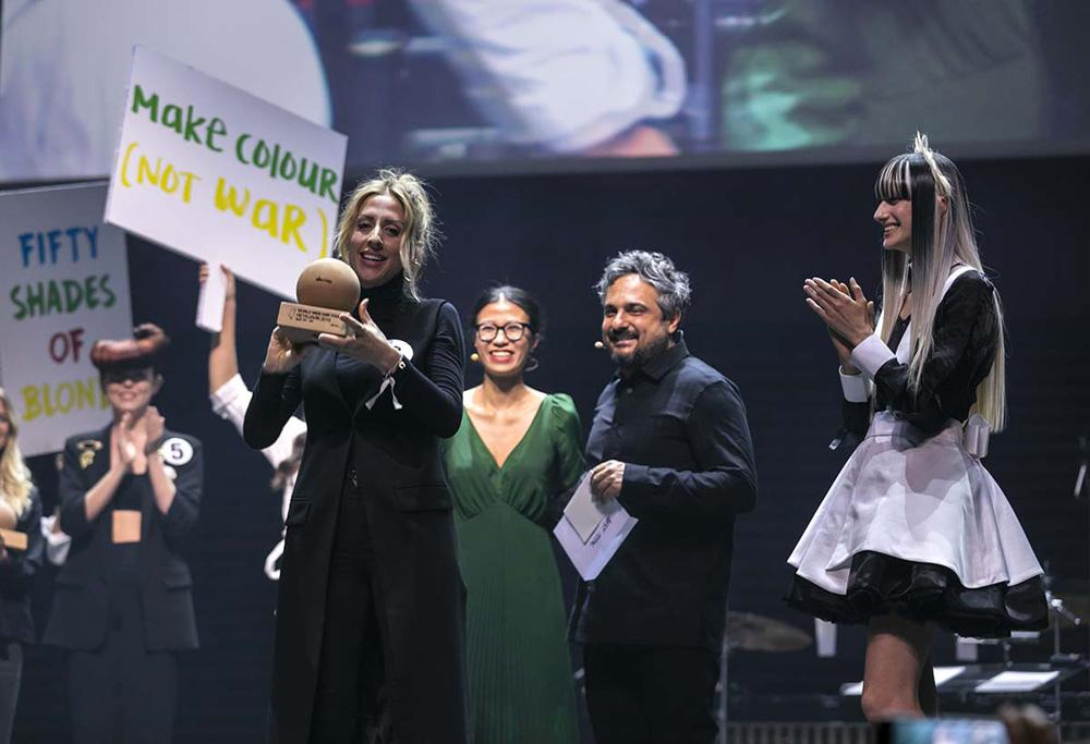 WSC 2019 - Best Total Look - Mirela Moko, Italy