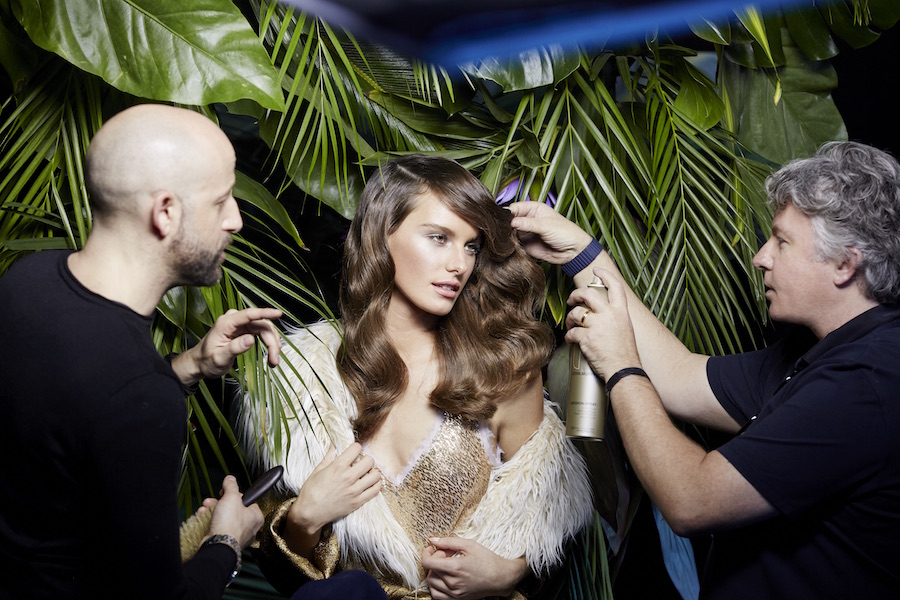 Kevin Murphy at work