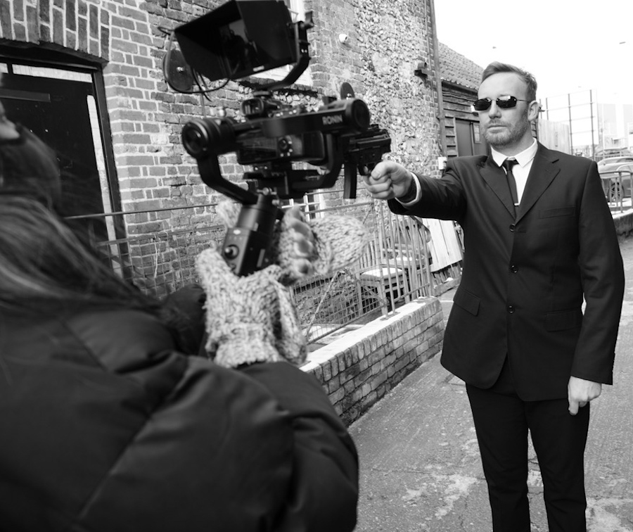Tomm Bucknell as Agent Smith