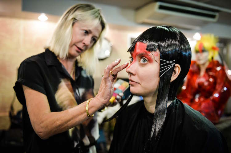 Utopia 35th Alternative Hair Show