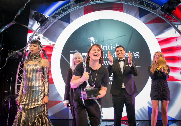 British Hairdresser 2017 awards