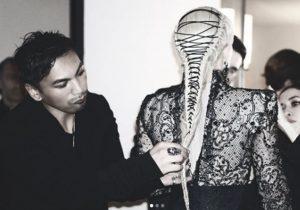 Lady Gaga and Frederic