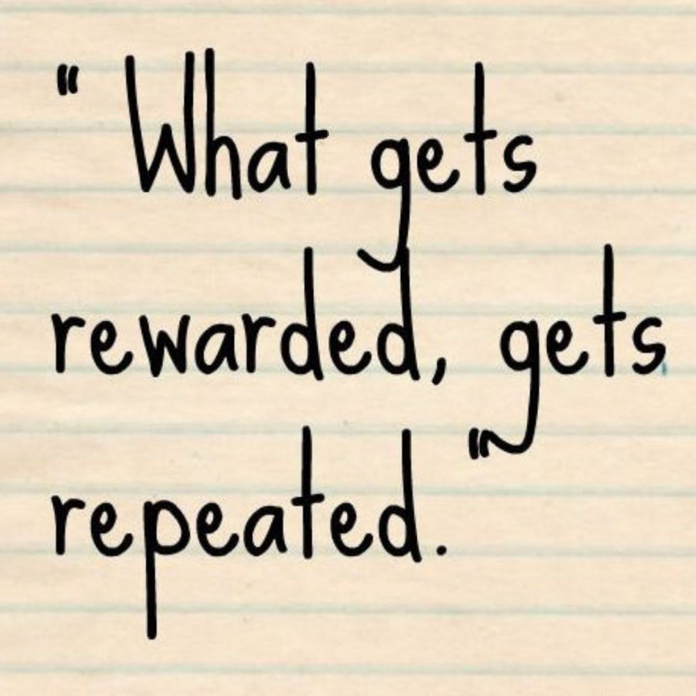 Reward mantra