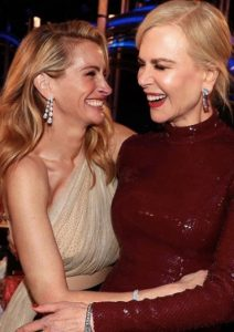Julia Roberts and Nicole Kidman