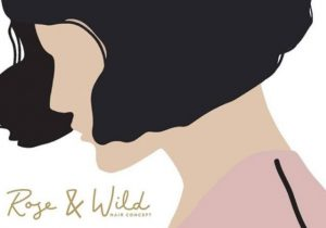 rose and wild