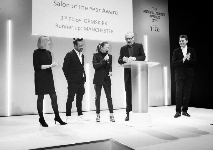 Andrew Collinge Awards 2019