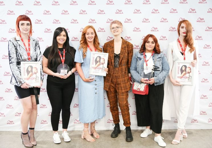 Wella Exposure winners 2019