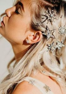 ghd wedding hair