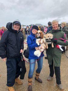 Trevor Sorbie dog walk