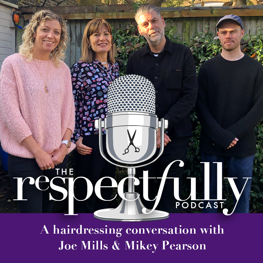 EP34 - Barbering with Joe Mills & Mikey Pearson