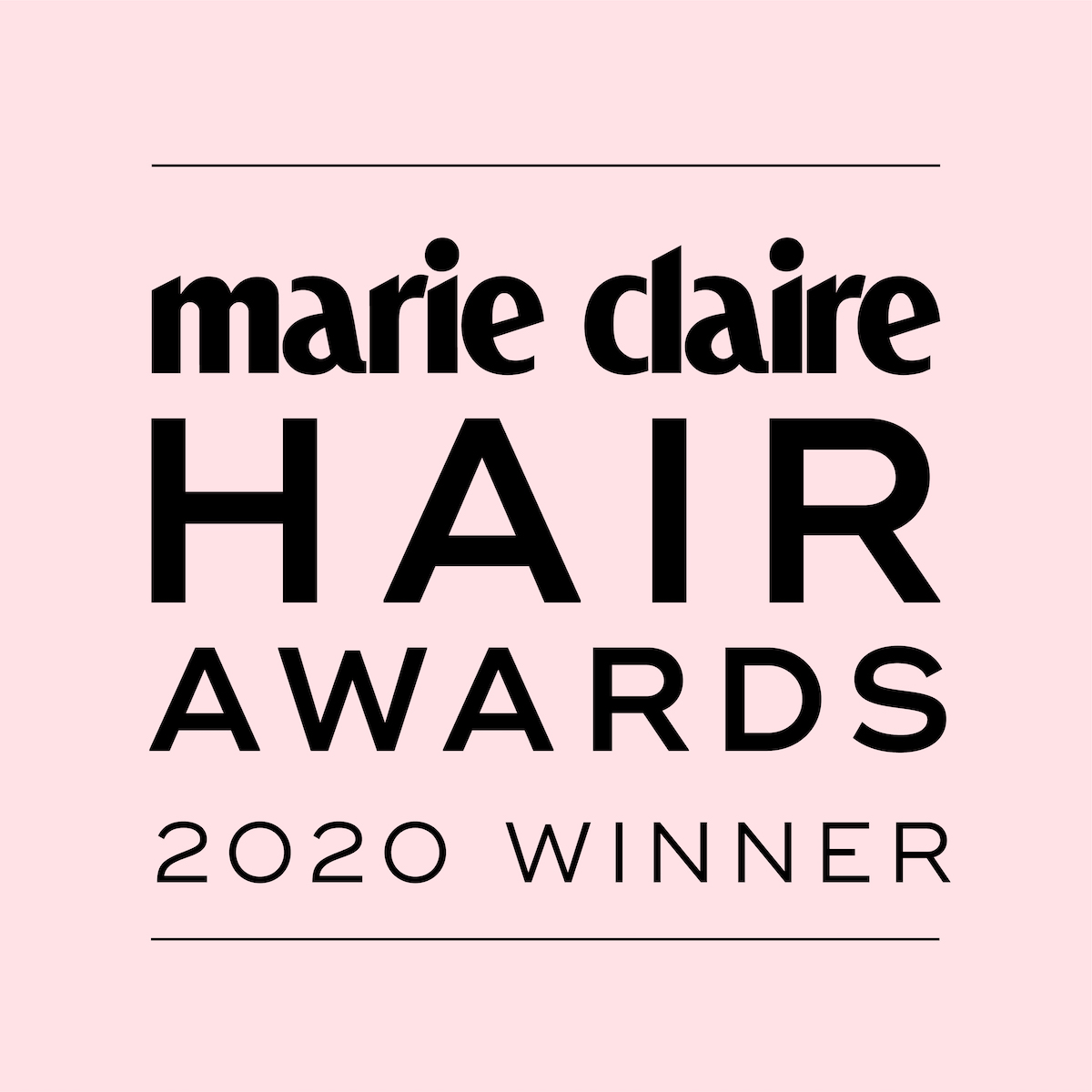 Marie Claire awards 2020