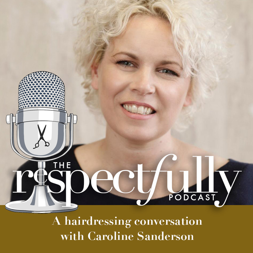 EP40 - Being a salon owner with Caroline Sanderson