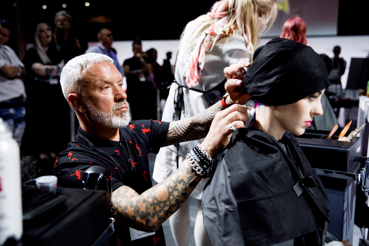 Goldwell competition goes digital