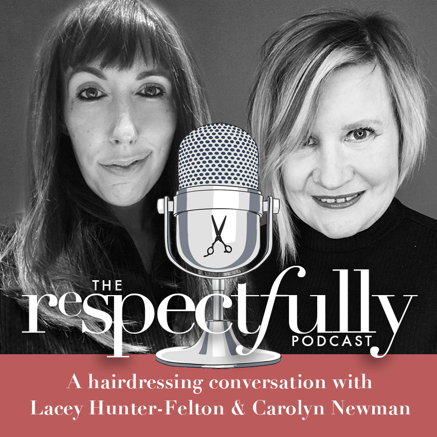 EP38 - New ways of working with Carolyn Newman & Lacey Hunter-Felton