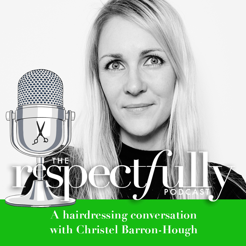 EP50 - Christel Barron-Hough discusses new salon service post Covid