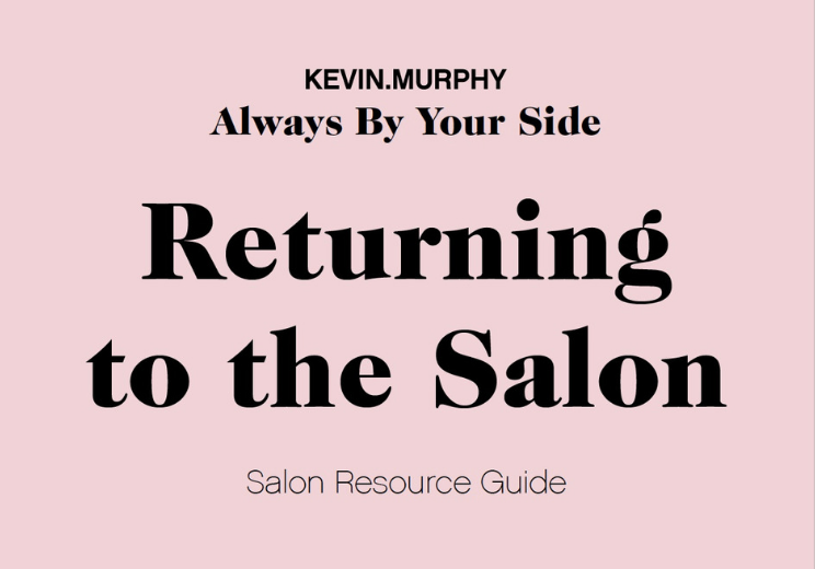 returning to the salon