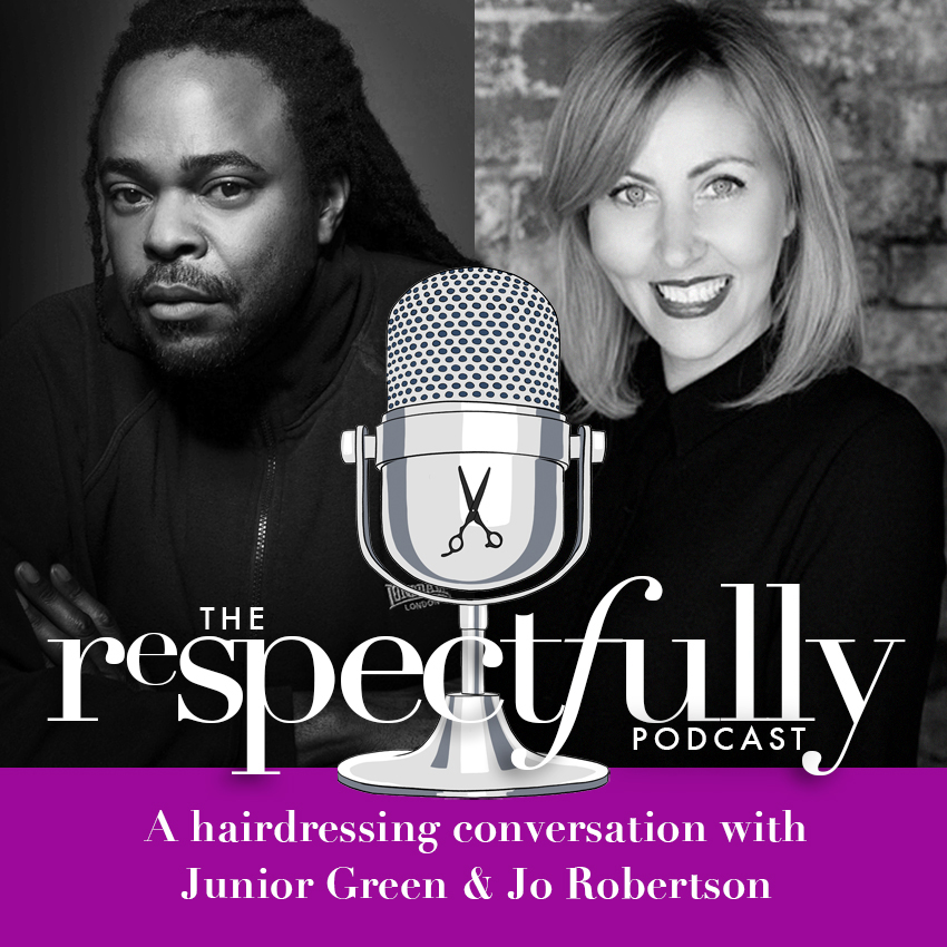 EP53 - Junior Green & Jo Robertson discuss curls and texture