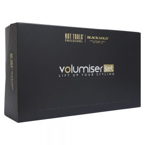 Hot Tools launches the Black Gold Volumiser Set
