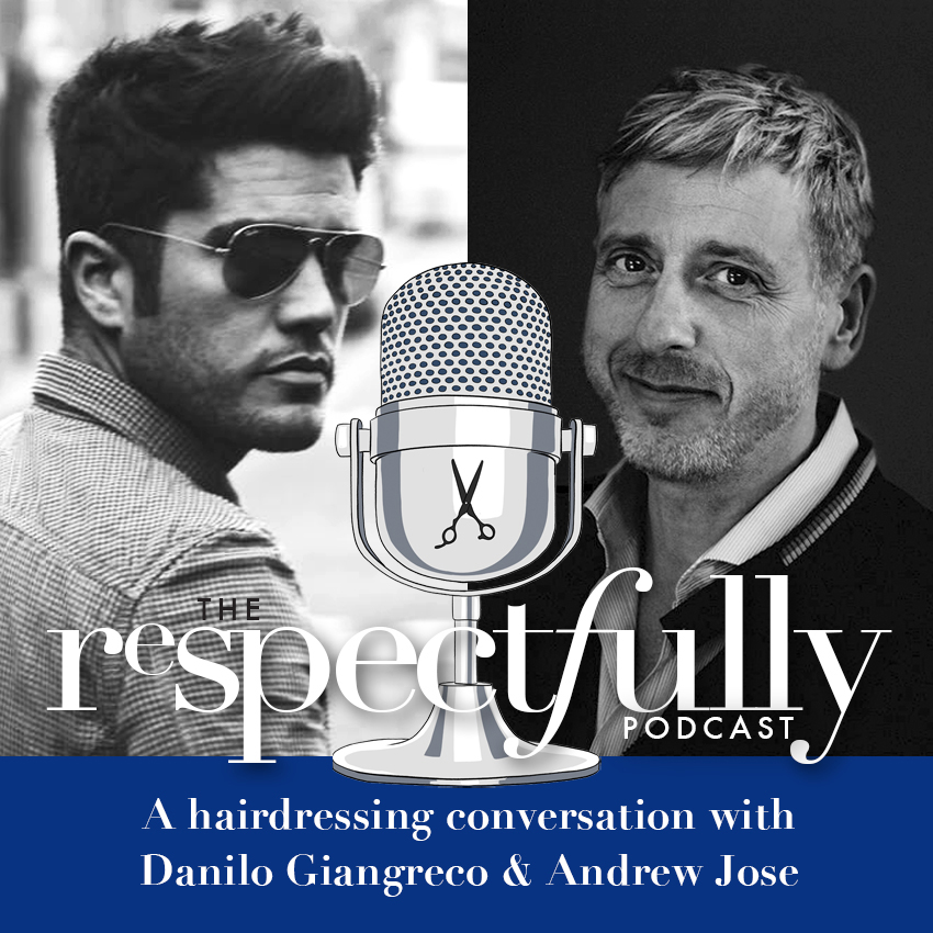 EP60 - Danilo Giangreco & Andrew Jose share their Lockdown experiences