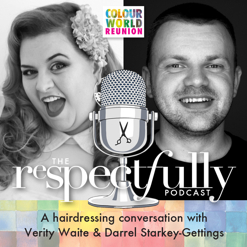 EP58 - A Colour World TV reunion with Darrel Starkey-Gettings and Verity Waite