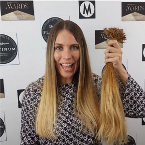 EP61 - James Henderson & Phil Brace explain how hair extensions can help a charity
