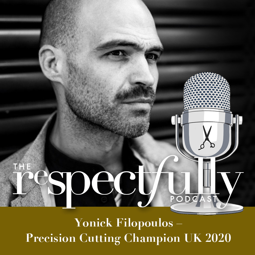 EP64 - Yonick Filopoulos, winner of the PCC UK 2020