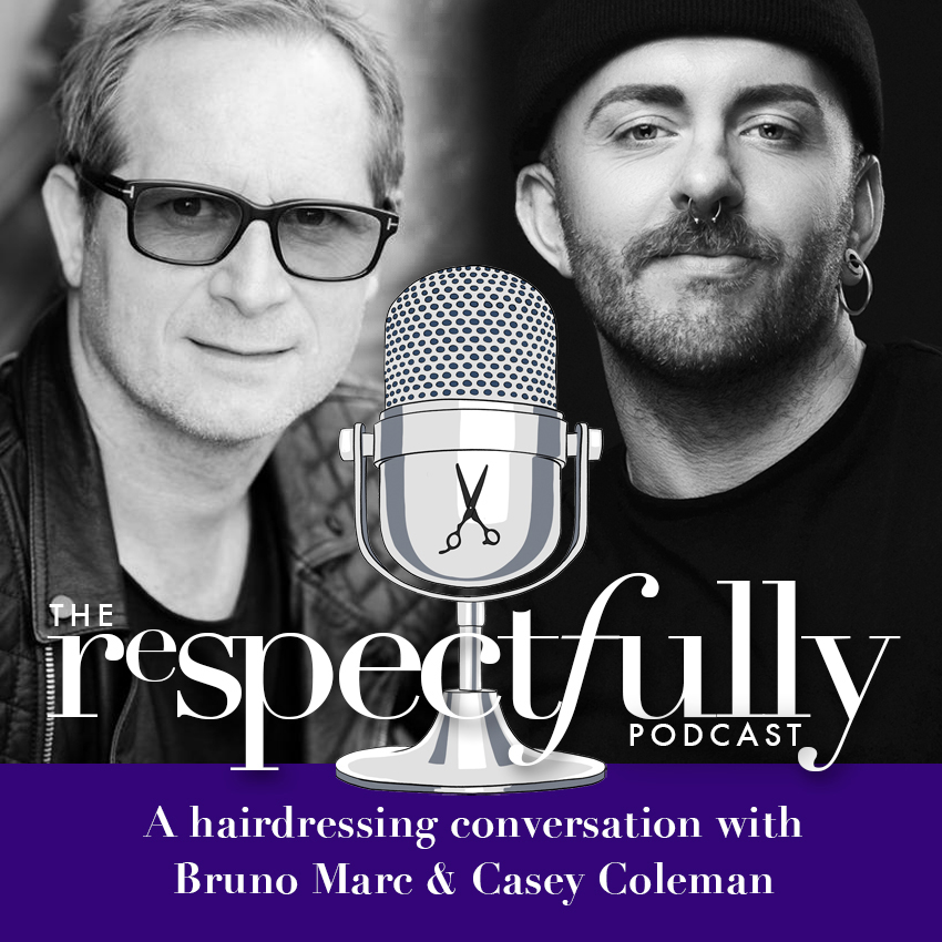 EP65 - Casey Coleman & Bruno Marc discuss salon owners experiences during Covid