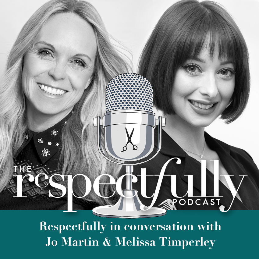 EP66 - Jo Martin & Melissa Timperley discuss social & business building