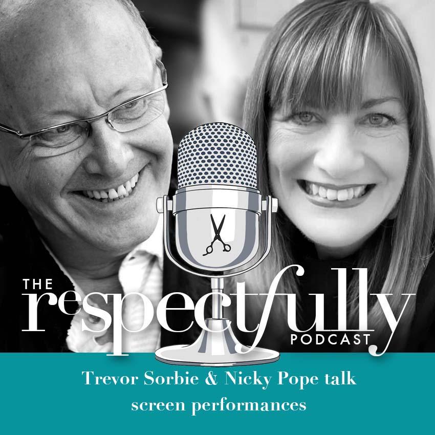 EP75 - Trevor Sorbie talks about screen performances