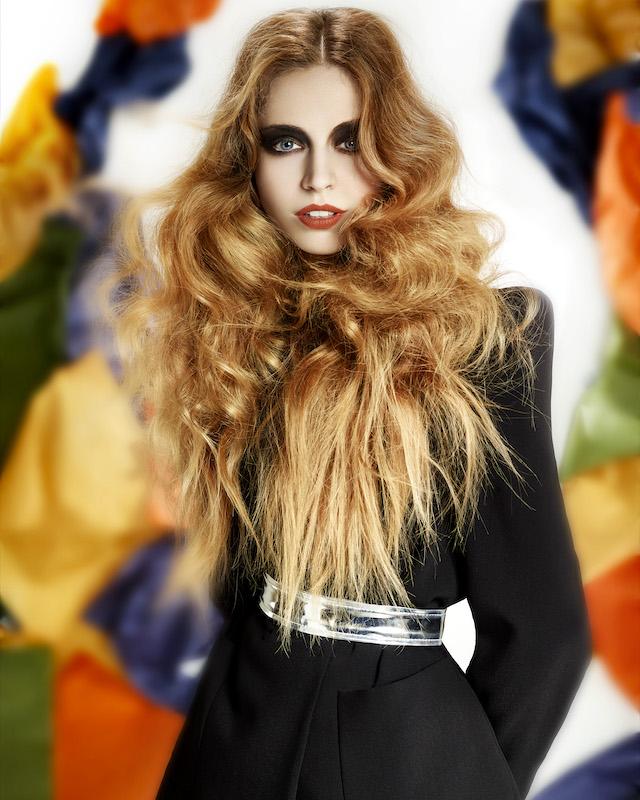 hair by Brandon Messinger