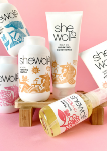 images of SheWolf products
